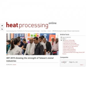 Heat Processing  IMT 2019